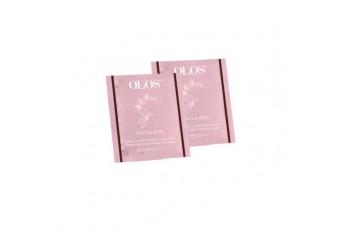 OLOS GLYCO&ACIDS Peeling Cosmetico in Tessuto Rinnovante Viso