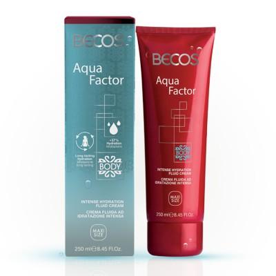 Aqua Factor Crema Corpo Fluida Ad Idratazione Intensa
