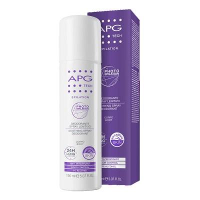 Apg Tech Deodorante Spray Lenitivo Corpo