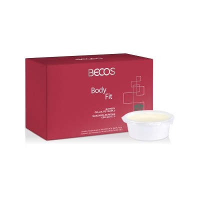 Body Fit Maschera Burrosa Cellulite 5 Monodose