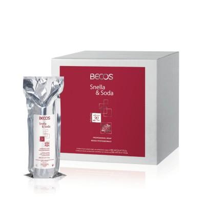 Snella&soda Benda Professionale - 5 Bende Monodose 14 M X 20 Cm