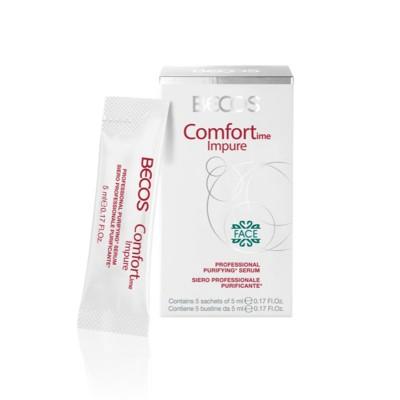 Comfortime Impure Siero Professionale Purificante 5 Monodose