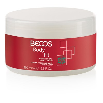 Body Fit Crema Tonificante Professionale 400 Ml