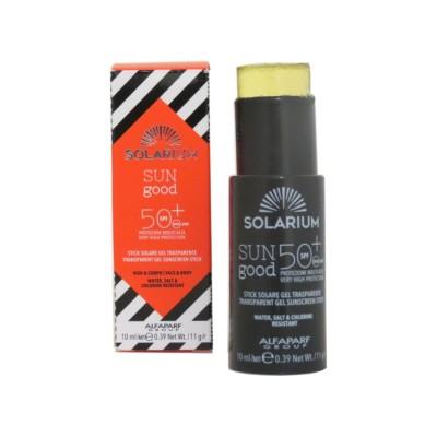 Solarium Sun Good Stick Solare Gel Trasparente Spf50+