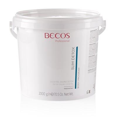 Slim Detox Coktail Salino Detox 2000 Gr.
