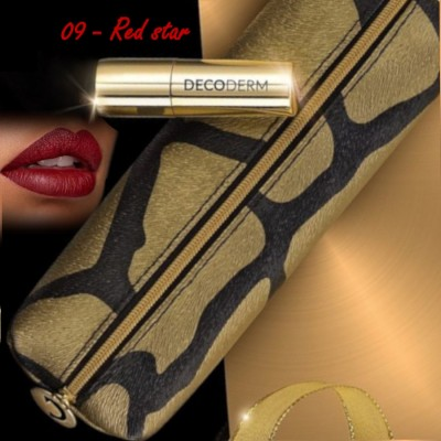 Hydra Lips Gold Edition Red Star Col. 09