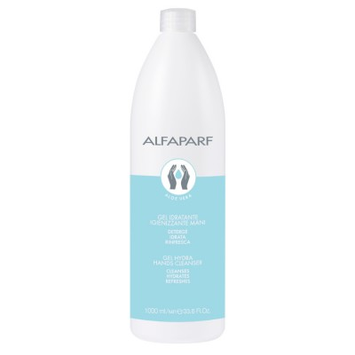 Alfaparf Gel Idratante Igienizzante Mani 1000 Ml Dispenser