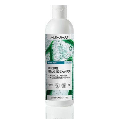 Alfaparf Absolute Cleansing Shampoo