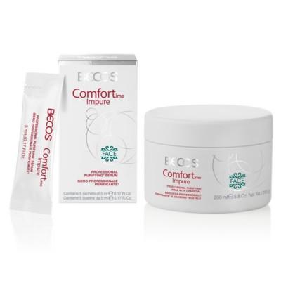 Comfortime Impure Professional- Maschera & Siero (5) Viso